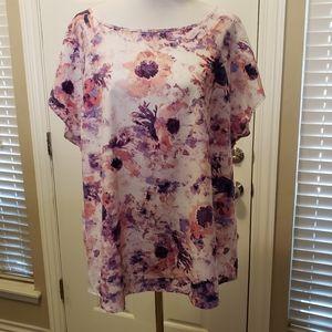 Ladies AVA & VIV blouse